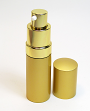 Perfume oil and moisturizer atomizer bottle