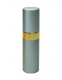 Vanity size perfume atomizer