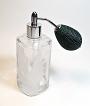 Men perfume atomizer bottle