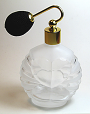 Perfume bottle atomizer