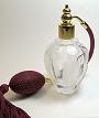 Vanity perfume bottle