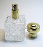 Perfume atomizer refillable