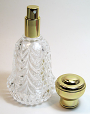 Perfume atomizer bottle 36180