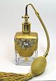 Murano perfume bottle