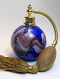 Art perfume atomizer bottle