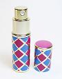 Refillable perfume atomizer