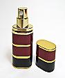 Purse perfume atomizer