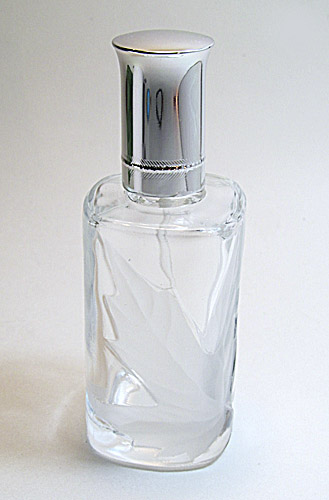 Men's perfume atomizer bottle
