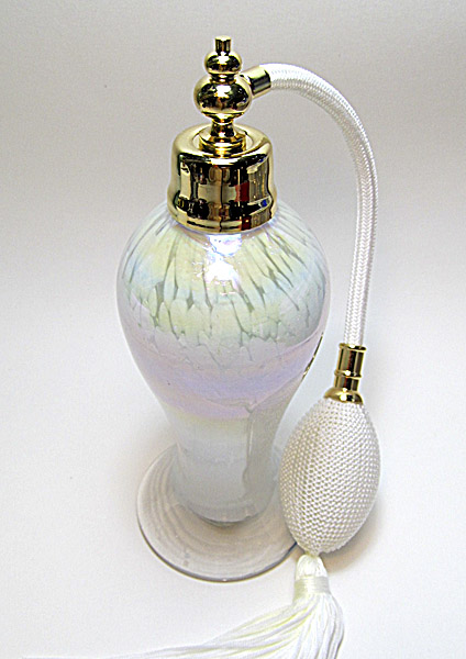 Art perfume atomizer bottle