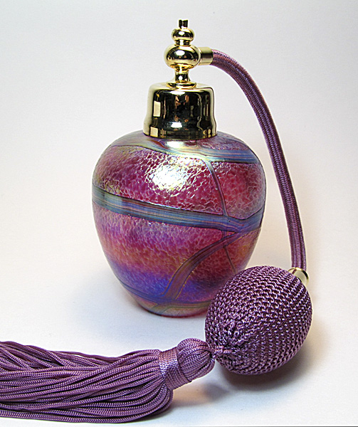 Art atomizer bottle