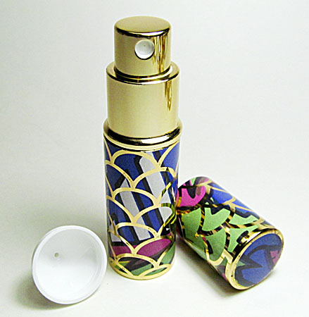 Medium perfume atomizer