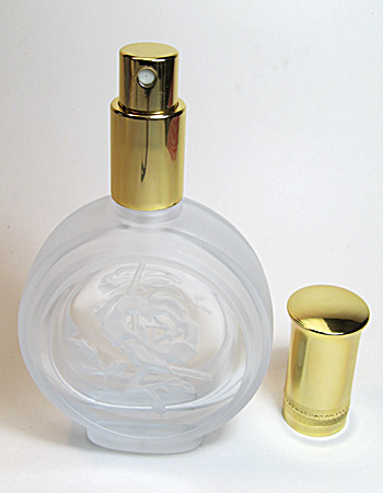 Designed atomizer bottle