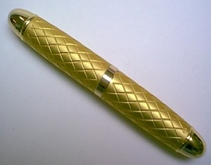 Bullet shape perfume atomizer