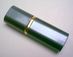 Oval shape perfume atomizer