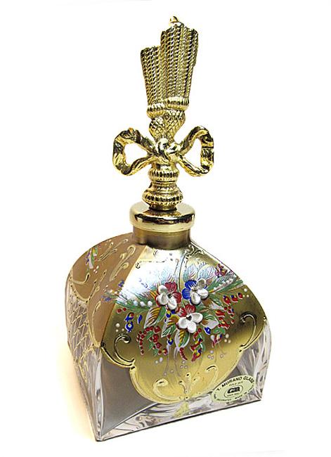 Golden Art perfume bottle