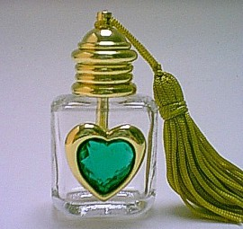 Unique perfume bottle