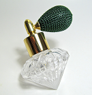Special perfume bottle (Four Bulb colors)