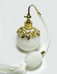 Fancy perfume atomizer bottle