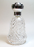 Designed perfume bottle forMen