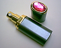 Brilliant perfume atomizer