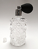 Perfume powder atomizer bottle