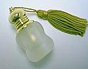 Elegant perfume bottle