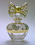 Golden Art perfume bottle