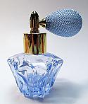 Miniature atomizer bottle